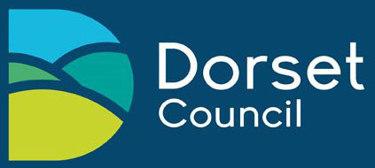 Dorset Council interactive cycle map - Logo